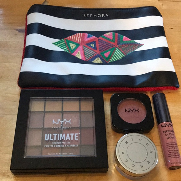 NYX Other - SALE🛍NYX ultimate Shadow Palette Bundle